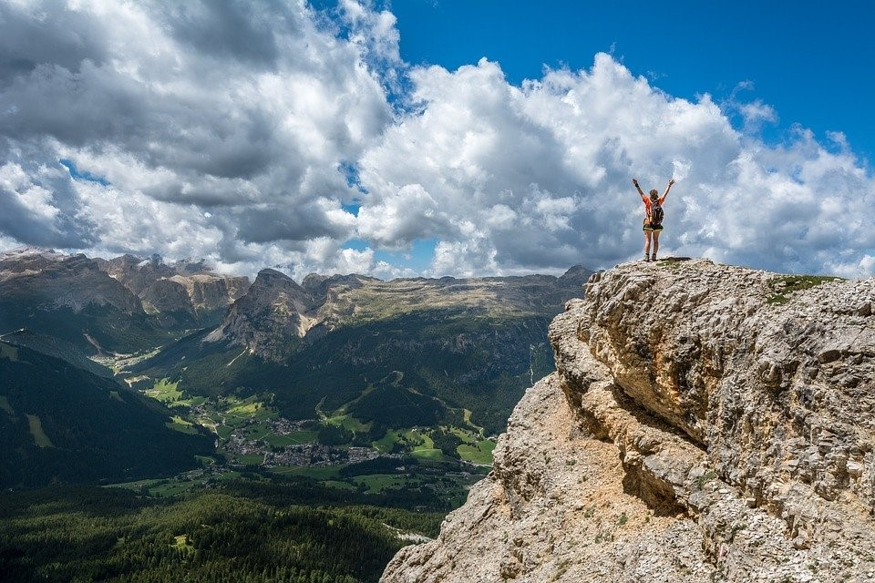 How to Avoid Walking Off a Cliff in Hiking, and in Trading